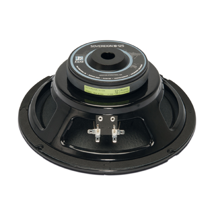 "Woofer 10"" 125W - SOVEREIGN 10-125"