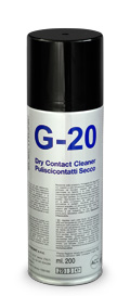 SPRAY DE 200ML LIMPA CONTACTOS SECO DUE-CI
