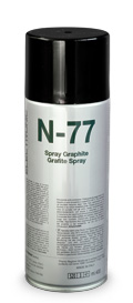 SPRAY DE 400ML GRAFITE COLOIDAL DUE-CI