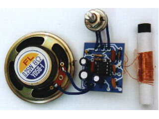B013 Kit Rádio Integrado HF-MF-LF