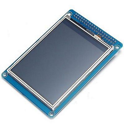 "M90.FUN.MD9002 Ecrã Tactil 3.2"" 320x240 65K + SD p/ Funduino -"